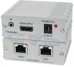 CYP HDMI Cat6 Transmitter with IR HDCP 1.1 & DVI 1.0 HDMI 1.3 compliant