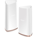 D-Link COVR-2202 AC2200 Seamless Mesh Wi-Fi Range Extender System - Two Pack