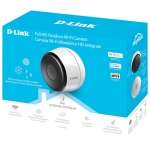 D-Link DCS-8600LH Full HD Outdoor Wireless Camera + BONUS Mini Smart Plug by Redemption!