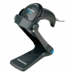 Datalogic QuickScan Lite QW2120 USB Scanner with Stand & USB Cable - Black
