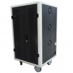 Digitus 30 Bay Charging Trolley for Tablets & Laptops