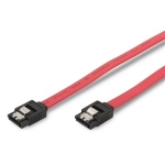 Digitus SATA II/III 0.75m Data Cable with Latch