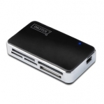 Digitus Card Reader/Writer USB 2.0, All in 1, supports T-Flash