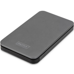 Digitus SATA USB 3.0 Gen 1 Type-C 2.5 Inch SSD/HDD Enclosure - Gray