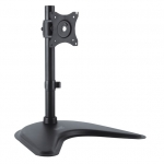 Digitus Single Monitor Desk Stand for up to 27 Inch Flat Panel TVs or Monitors - Up to 10kg