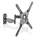 Digitus Universal Full Motion Wall Mount Bracket for 23-55 Inch Flat Panel TVs or Monitors - Up to 30kg