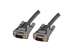 Digitus Vesa DCC SVGA Male to Male VGA Monitor Cable Hi-Res - 10 Meter