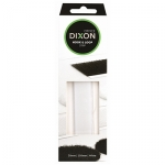 Dixon Hook & Loop 150mm x 20mm Strip - White