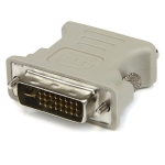 StarTech DVI Male to VGA Female Cable Adapter - Beige