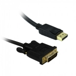 Dynamix 1.5M DisplayPort to DVI-D Adapter Cable
