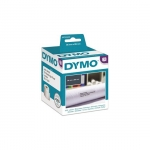 DYMO LW 36mm x 89mm Black on White Shipping Address Label Roll - 2 roll
