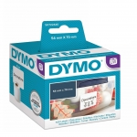 DYMO LW 54mm x 70mm Black on White Multi-Purpose Label Roll