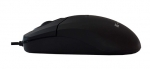 Dynabook U60 Wired Mouse - Matte Black