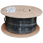 Dynamix 305M Cat6A Gel Filled UV Stabilized External Underground Cable Roll