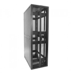 Dynamix 45RU Seismic Series 1200mm Deep 600mm Wide Fully Welded Server Cabinet