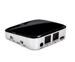 Dynamix BLUECAST-2 Bluetooth 5.0 Transmitter and Receiver for Digital Optical