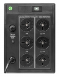 Dynamix Defender Series 2000VA 1200W 6 Outlet Line Interactive Tower UPS