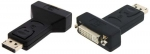 Dynamix Display Port to DVI-D Adapter. Passive Converter