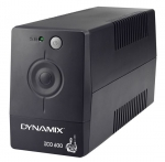 Dynamix ECO Series 600VA 360W 2 Outlet Line Interactive Tower UPS