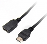 Dynamix 2M HDMI High Speed with Ethernet Extension Cable