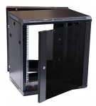 Dynamix Lite 6RU Swing Wall Mount Cabinet (550mm depth)