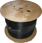 Dynamix 200m OM3 6C indoor/Outdoor Tight Buffered Cable Roll
