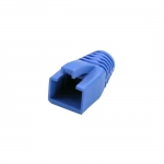 Dynamix RJ-45 Blue 7.5mm Strain Relief Boot - 20 Pack
