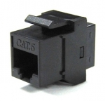 Dynamix Cat 6 Rated RJ-45 8C Joiner 2 Way (2x RJ-45 Sockets)