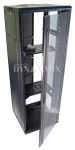 Dynamix 37RU Server Cabinet 600mm Deep (600x600x1833mm)