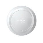 Edimax AX1800 11AX Wi-Fi 6 Dual-Band MU-MIMO POE Ceiling Mounted Wireless Access Point