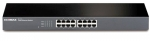 Edimax 16 Port 10/100 UTP Switch Fast Ethernet,19Inch Rackmount Version