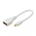 Ednet Digitus Mini DisplayPort (Male) to Display Port (Female) Adapter