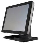 Element 495 D525 Atom 1.8Ghz, 2GB, 250GB, 15Inch Resistive Touch Panel Terminal - Black