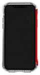 STM Element Rail Case for iPhone 11 Pro Max & XS Max - Clear/Red