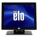 Elo Desktop 1517L LED Resistive AccuTouch VGA Serial/USB Black Touch Monitor