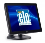 ELO 1515L 15Inch AccuTouch 5 Wire Resistive Serial USB Touch Monitor - Black