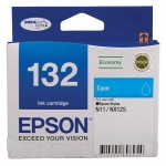 Epson DURABrite Ultra 132 Cyan Ink Cartridge