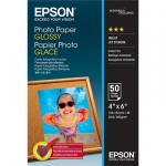 Epson 15 x 10cm Glossy Photo Paper - 50 Sheets