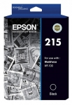 Epson 215BK Ink Cartridge - Black Pigment
