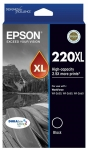 Epson DURABrite Ultra 220XL Black High Yield Ink Cartridge