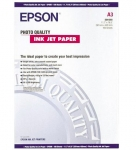 Epson S041068 Photo Quality A3 Inkjet Paper - 100 Sheets