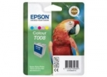 Epson T008 Colour Ink Cartridge - Cyan, Light Cyan, Magenta, Light Magenta, Yellow