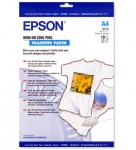 Epson S041154 A4 Iron-on Cool Peel Transfer Paper - 10 Sheets