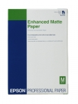 Epson A2 Enhanced Matte Paper - 50 Pack