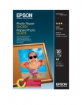 Epson A4 Glossy Smooth Photo Paper - 20 Pack
