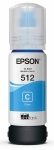 Epson EcoTank T512 Cyan Ink Bottle