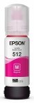Epson EcoTank T512 Magenta Ink Bottle