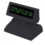 Epson Customer Display DMD110-101 Serial Interface - Black