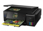 Epson Expression Premium EcoTank ET-7700 Wireless Duplex Multifunction Inkjet Printer + Warranty Extension Offer!
