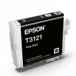 Epson UltraChrome Hi-Gloss2 T312 Photo Black Ink Cartridge